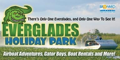 Everglades Holiday Park