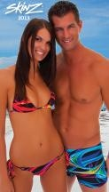 SKINZ swimwear for men and women