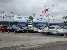 Haims Motors In Hollywood Fl 33021 Citysearch