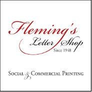 Fleming&#039;s Letter Shop