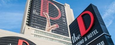 The D Las Vegas Casino Hotel