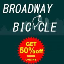 Broadway Bicycle Bike Rentals