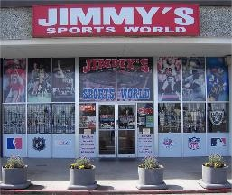 Jimmy's Sports World
