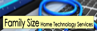 Family Size Home Technology Services - Houston, TX