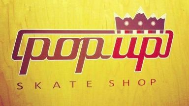 Pop-Up Skate Shop