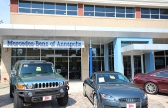 Mercedes benz of annapolis in annapolis md 21403 citysearch for Mercedes benz service annapolis md