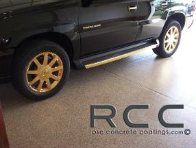Rose Concrete Coatings