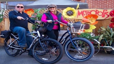 Pedal or Not Electric Bicycle Tours of Santa Monica