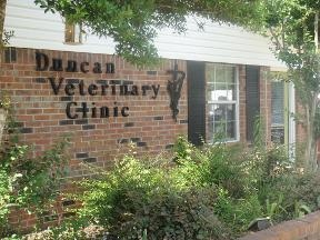 Duncan Veterinary Clinic: Joe L. Duncan DVM