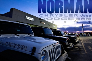 Norman Chrysler Jeep Dodge