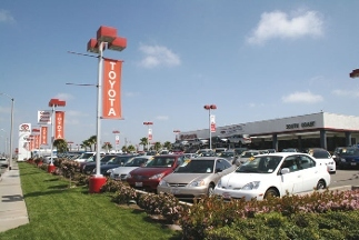 South Coast Toyota - Costa Mesa, CA
