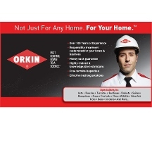 Orkin Pest &amp; Termite Control