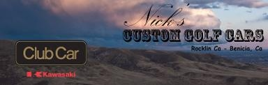 Nick's Custom Golf Cars