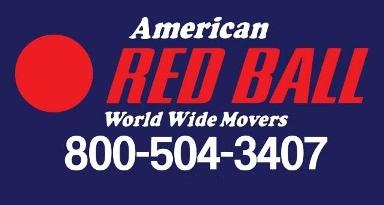American Red Ball Moving