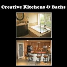 Creative Kitchens And Baths