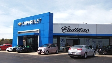 Frank Boucher Chevy Cadillac