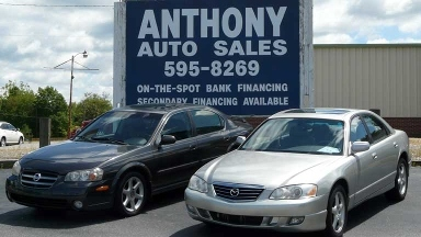 Anthony's Auto Sales