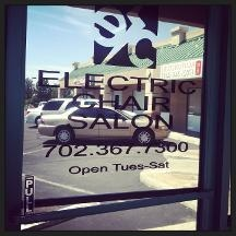 Electric Chair Salon