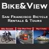 Bike &amp; View San Francisco Bike Rental