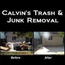Calvin Colquitt Calvin's Junk And Trash Removal