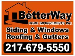 Better Way Home Improvements Inc