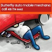 Butterfly Auto Mobile Mechanic - Daly City, CA