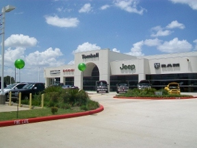 Tomball Dodge Chrysler Jeep - Tomball, TX