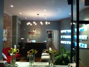 SKN SPA - New York, NY