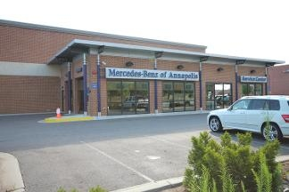 Mercedes-Benz Of Annapolis-Service Center - Annapolis, MD