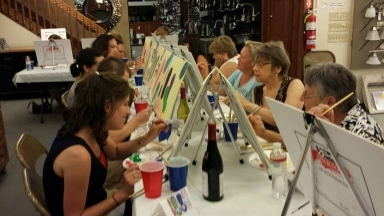 Artists Uncork'd - Lakewood, OH