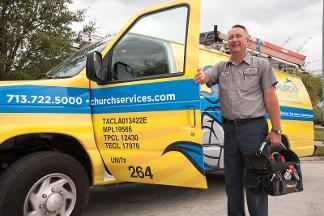 Church Services/Southwest Plumbing - Austin, TX