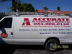 A Accurate AC & Appliance Repair - Hollywood, FL