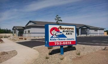 Aurora Martial Arts - Corvallis, OR