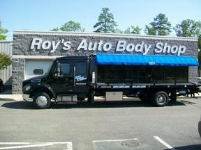 Roy's Auto Body Shop - Chattanooga, TN