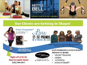 Get In Shape For Women - Reading, MA