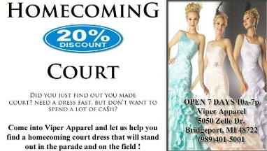 7a9cdf4d29 Viper Apparel The Largest Prom   Pageant Custom Store In Michigan