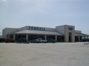 Quick Lane At Tomball Ford - Tomball, TX