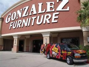 Gonzalez Furniture McAllen in McAllen TX