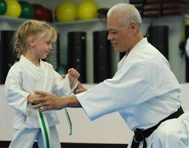 Nishime Family Karate