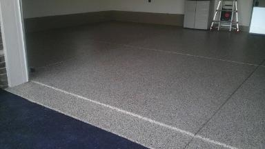 American garage floor systems in lake barrington il 60010 for American garage floor