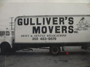 Gullivers Movers