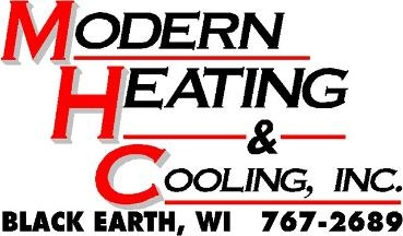 Modern Heating & Cooling - Black Earth, WI