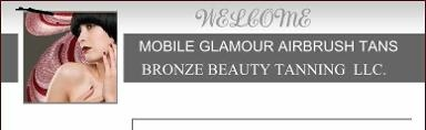 Mobile Glamour Airbrush Tans Bronze Beauty Tanning