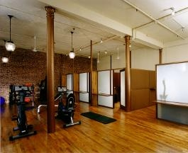 James fowler physical therapy in new york ny 10003 for Physical therapy office layout