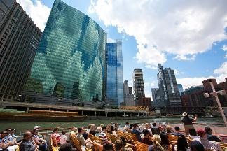 Shoreline Sightseeing Tours, Cruises and Water Taxis - Chicago, IL