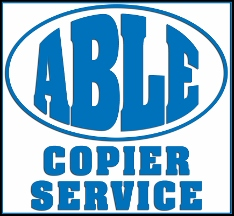 Able Copier Service And Sales