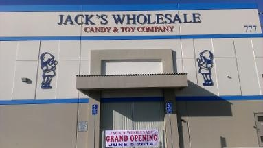 Jacks Wholesale Candy & Toy - Los Angeles, CA
