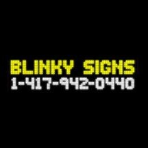 Blinky Signs - Springfield, MO
