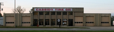 Cassidy Tire & Service - Crystal Lake, IL