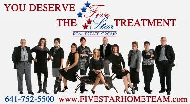 Five Star Real Estate Group - Marshalltown, IA